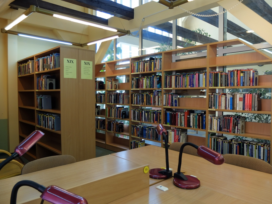 image: Zapisy do Biblioteki...